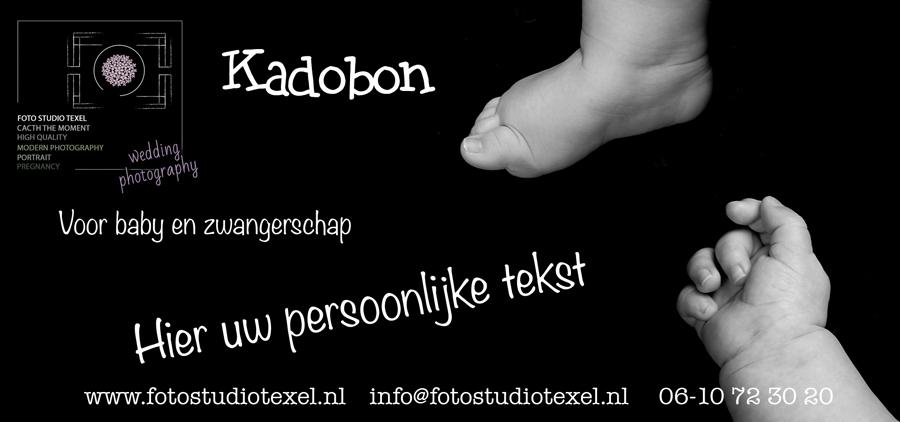 Kadobon pergamijn Baby